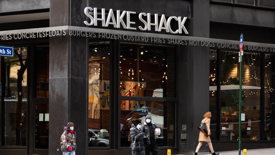 Small Business Shake Shack